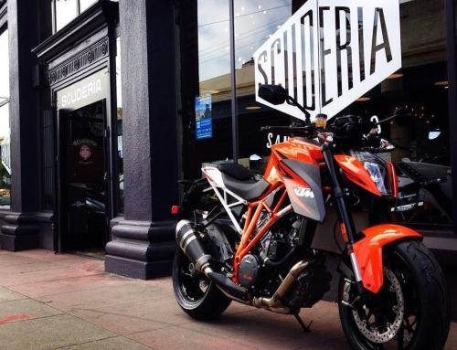 """SanFrancisco Shop local at """"Scuderia"""""""