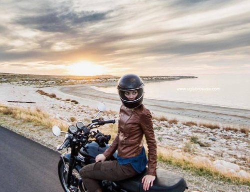 Women's Moto-pants MOTORPOOL-G
