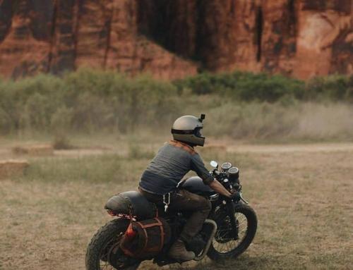 Moto-pants MOTORPOOL
