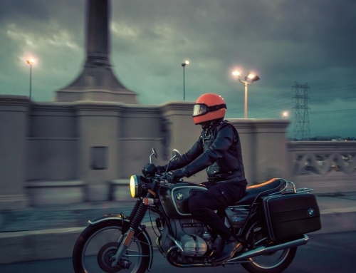 BMW R90G & MOTORPOOL-Black