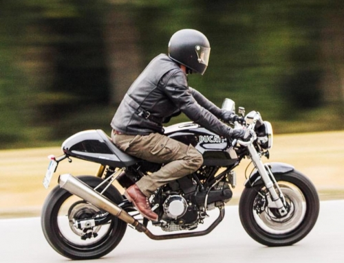 Ducati GT1000 & Motorpool