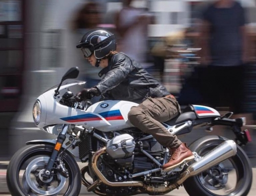 BMW RnineT & MOTORPOOL
