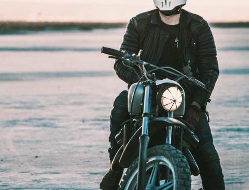 Moto-pants FEATHERBED-K <br> Kevlar reinforced liner